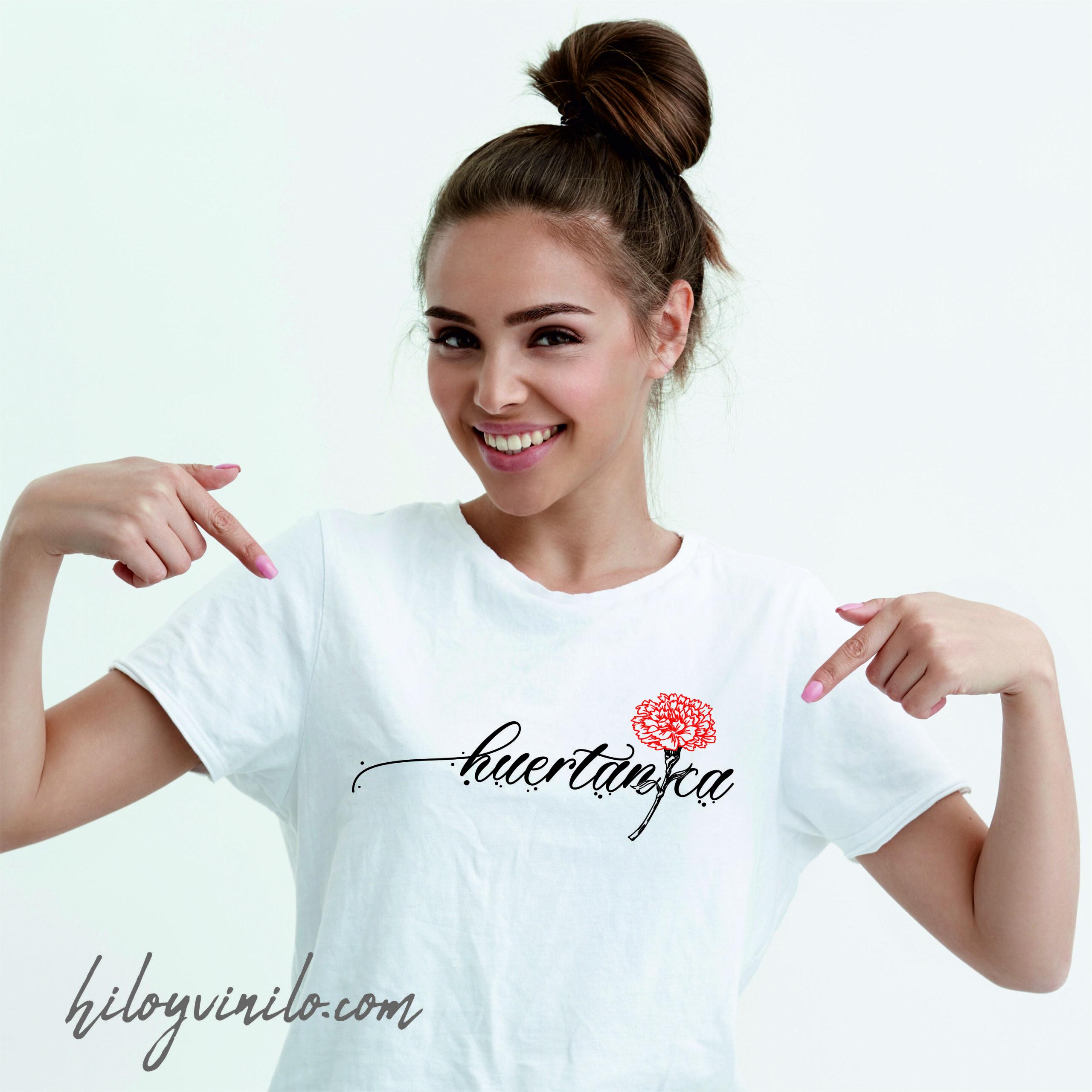 Camiseta Huertanica