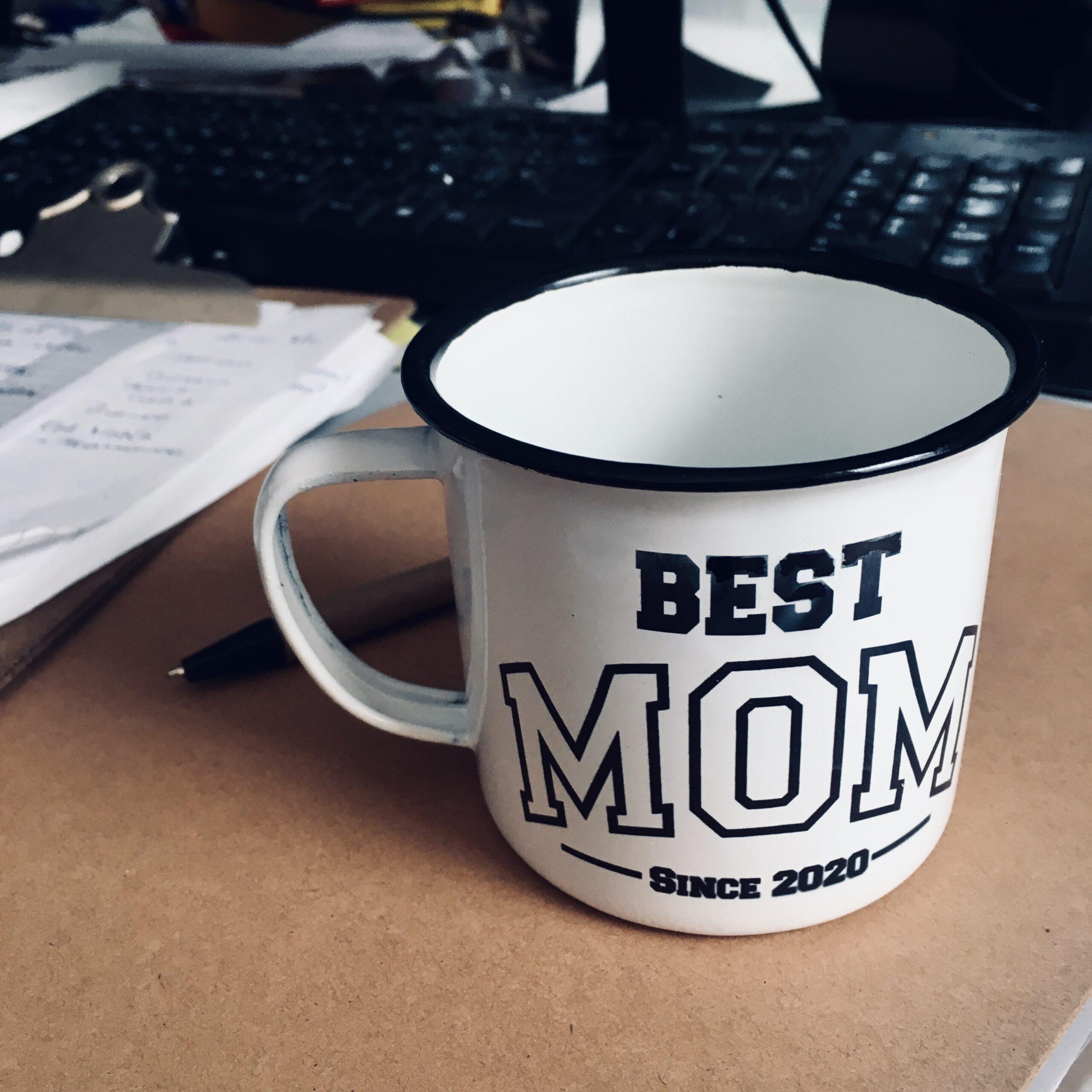 Taza Best Mom